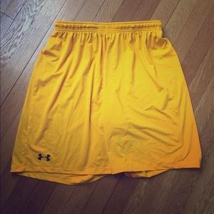 Men's Under Armour Athletic Shorts